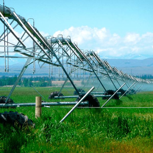 Sistema de riego y drenaje